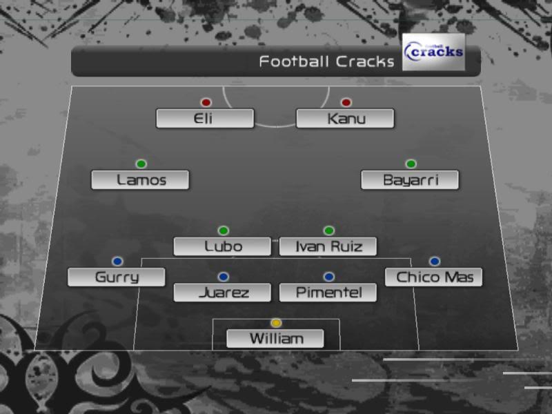 [SUPER PATCH]PROEVOMEX Liga Mexicana 2010 y CONCACAF AlineacionCRACKS