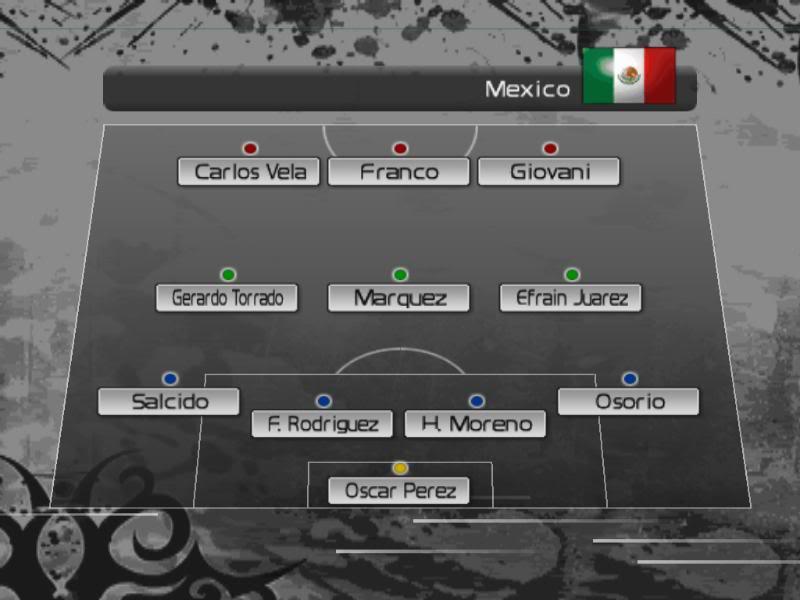 [SUPER PATCH]PROEVOMEX Liga Mexicana 2010 y CONCACAF AlineacionMEXICO