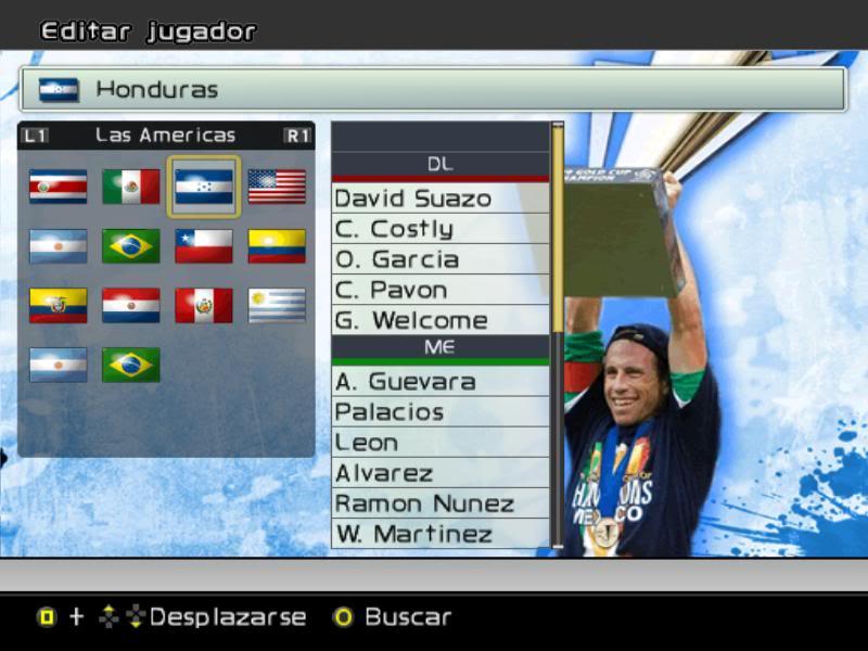 [SUPER PATCH]PROEVOMEX Liga Mexicana 2010 y CONCACAF Cap2