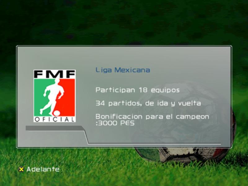 [SUPER PATCH]PROEVOMEX Liga Mexicana 2010 y CONCACAF Lm2
