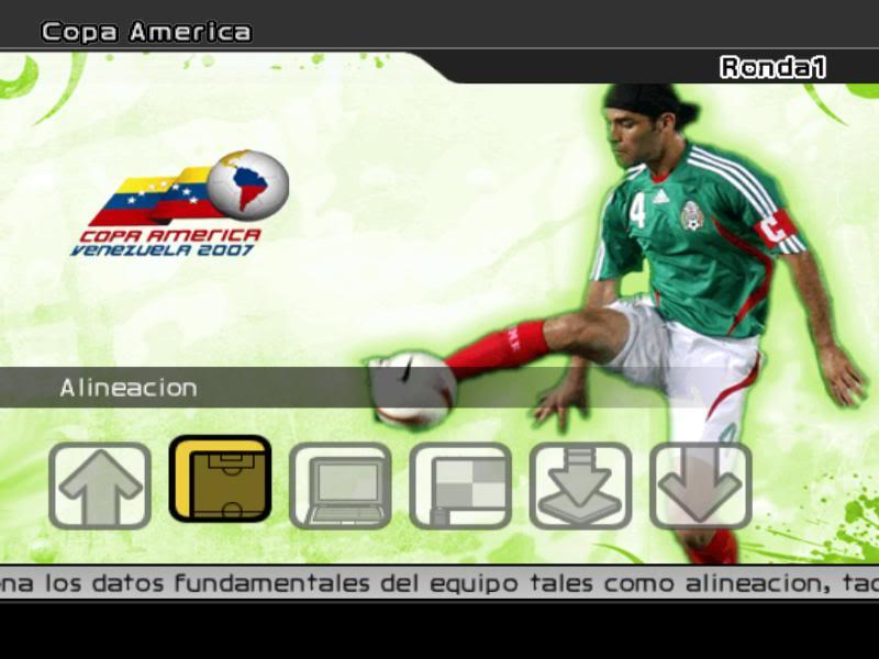 [SUPER PATCH]PROEVOMEX Liga Mexicana 2010 y CONCACAF Marquez
