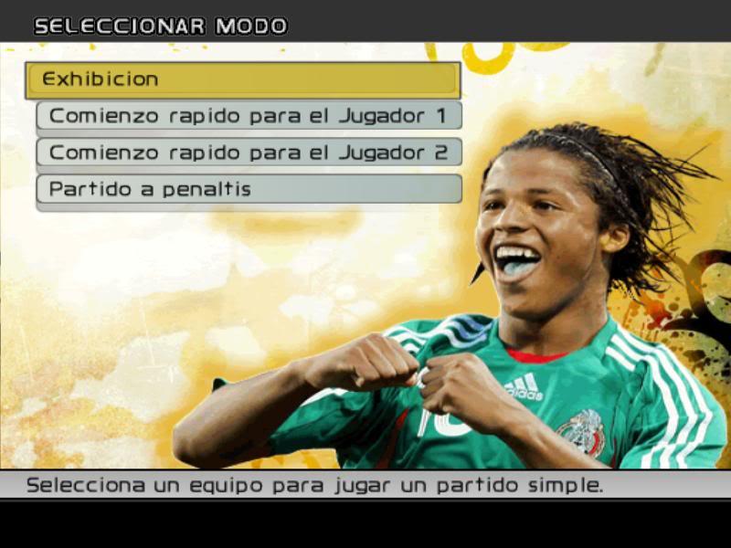 [SUPER PATCH]PROEVOMEX Liga Mexicana 2010 y CONCACAF Menugio