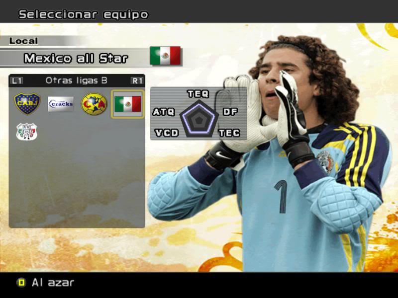 [SUPER PATCH]PROEVOMEX Liga Mexicana 2010 y CONCACAF Mexicoall