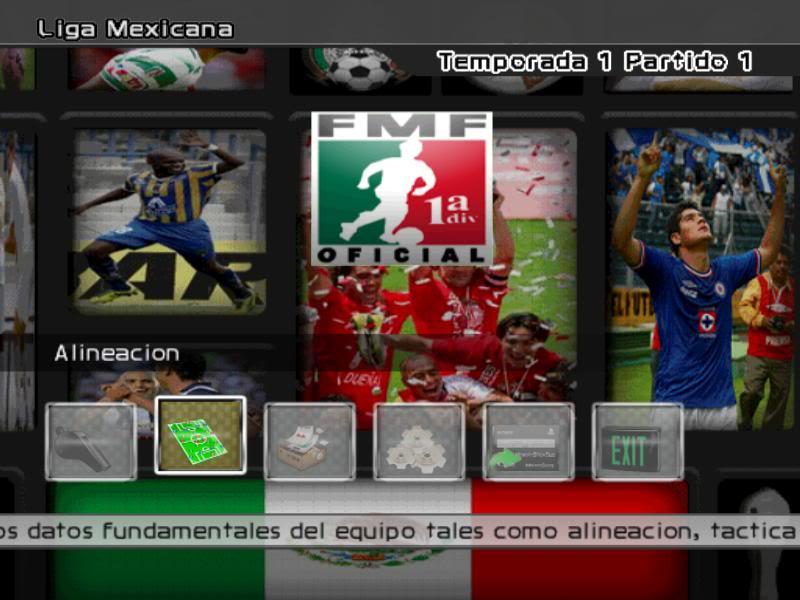 [DESCARGA][ACTUALIZACION]PROEVOMEX Liga Mexicana 2010 y CONCACAF P12