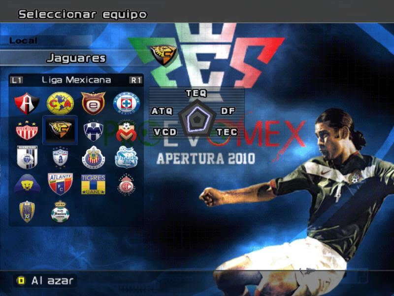 [DESCARGA][ACTUALIZACION]PROEVOMEX Liga Mexicana 2010 y CONCACAF P13