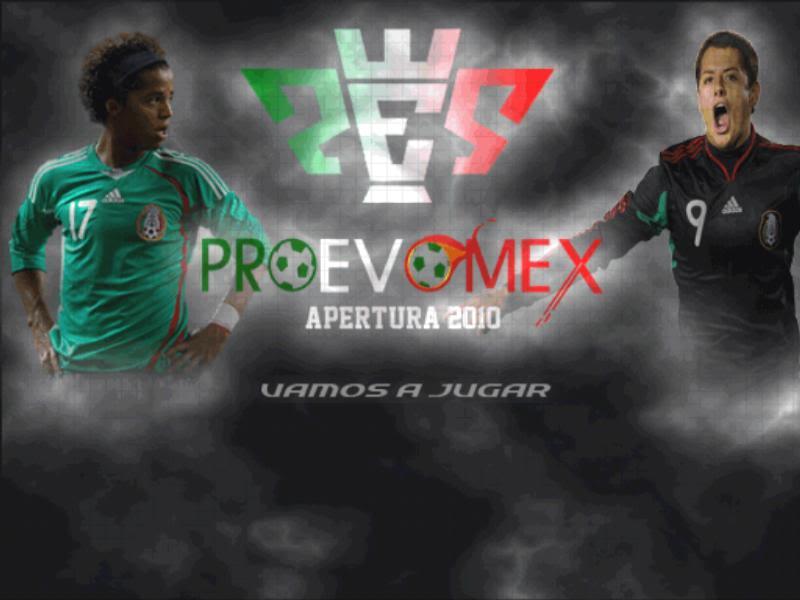 [DESCARGA][ACTUALIZACION]PROEVOMEX Liga Mexicana 2010 y CONCACAF P2