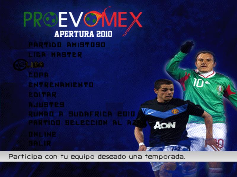 [DESCARGA][ACTUALIZACION]PROEVOMEX Liga Mexicana 2010 y CONCACAF Pp-1
