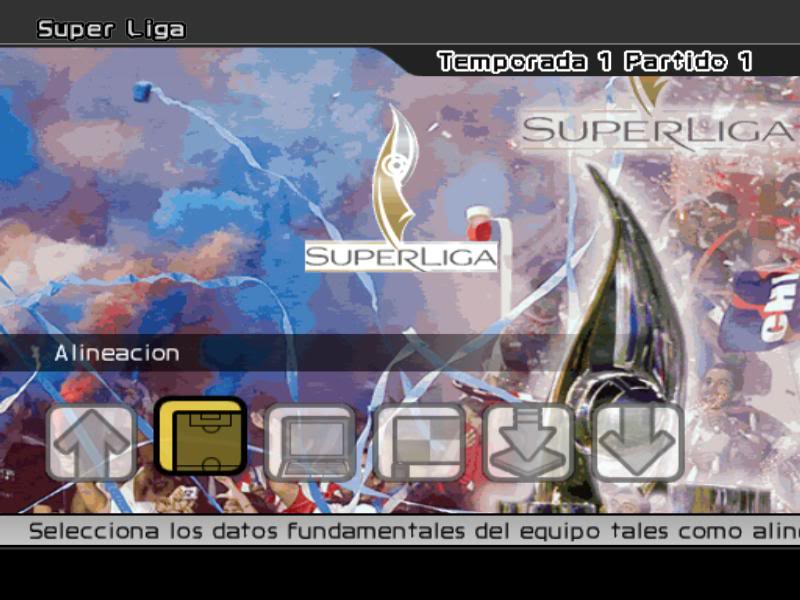[SUPER PATCH]PROEVOMEX Liga Mexicana 2010 y CONCACAF Super2