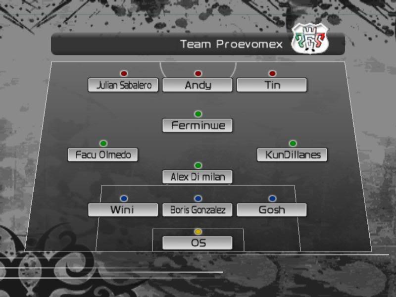 [SUPER PATCH]PROEVOMEX Liga Mexicana 2010 y CONCACAF Teamproevomex-1