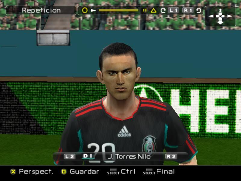 [SUPER PATCH]PROEVOMEX Liga Mexicana 2010 y CONCACAF Torresnilo