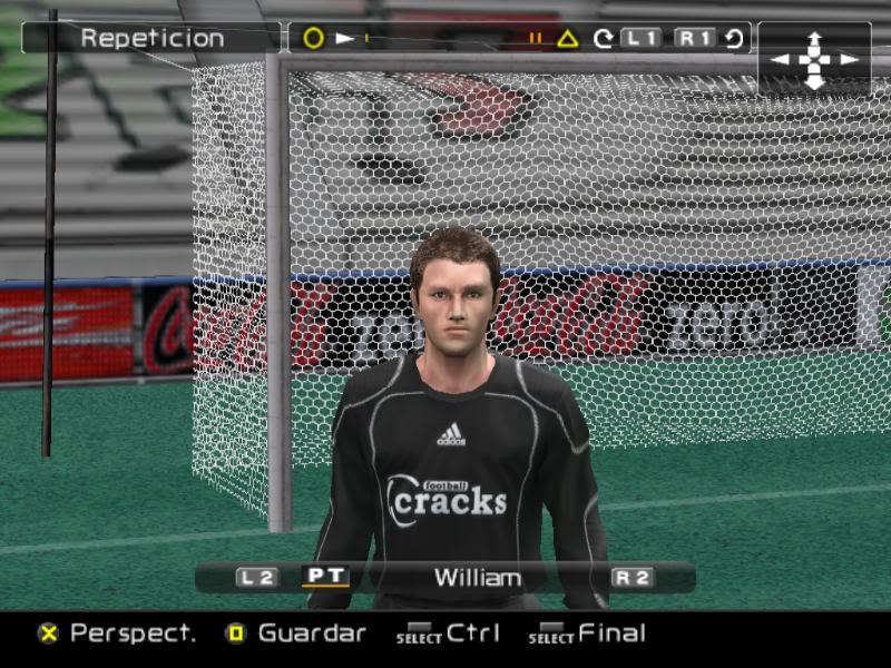 [SUPER PATCH]PROEVOMEX Liga Mexicana 2010 y CONCACAF William