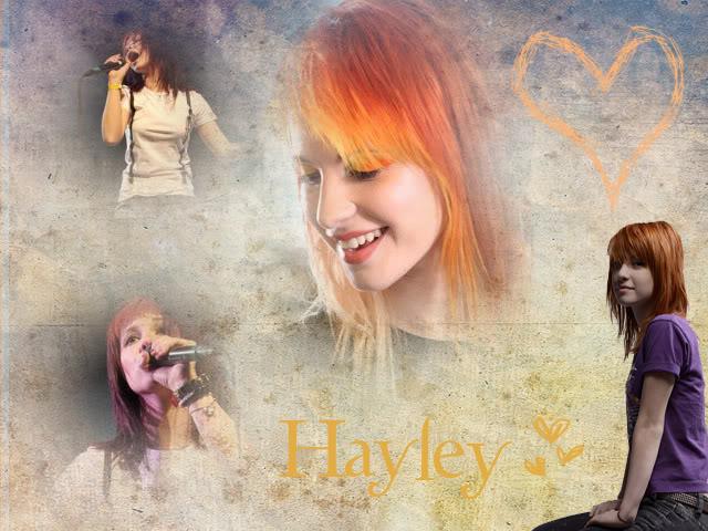 moja galerija Hayley
