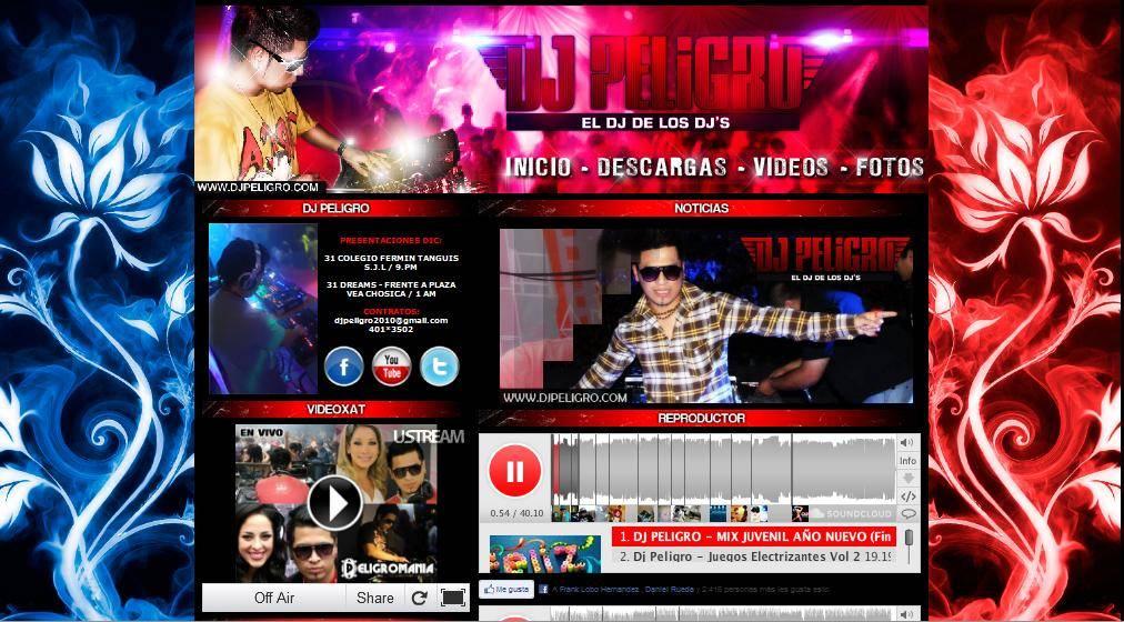 CLON DE DJPELIGRO.COM 7ujxP