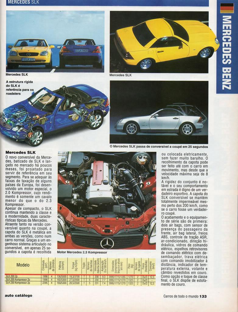 Catálogo 1997 Mercedes-Benz MBCatalogo1997d