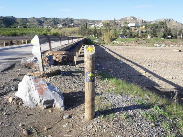 Via de la Plata desde Málaga CIMG0606