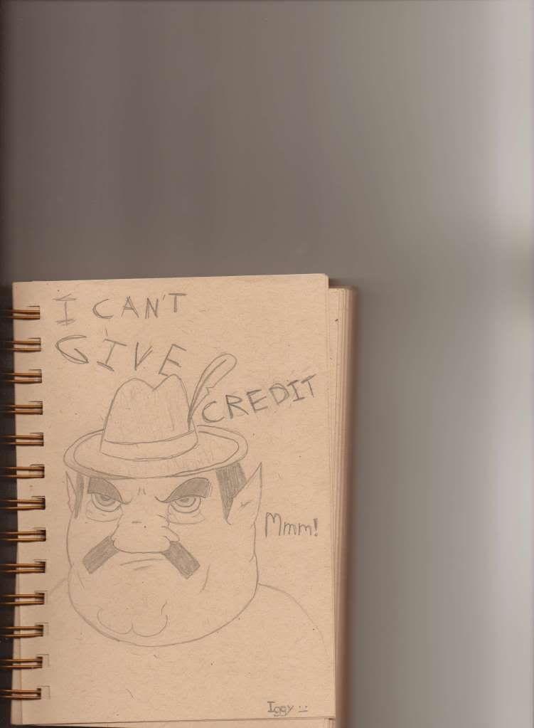 Iggy's Doodles - Page 3 MMMMorshu