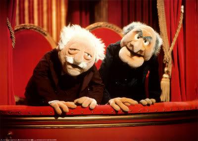 بإنفراد تام تحميل جميع مواسم مسرح العرائس المابيت شو الخمسة كاملة / The Muppet Show Full season 1- 5 Statler-waldorf