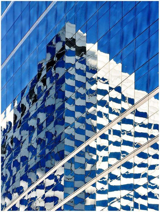 Damier Bleu BLUEDAMIER