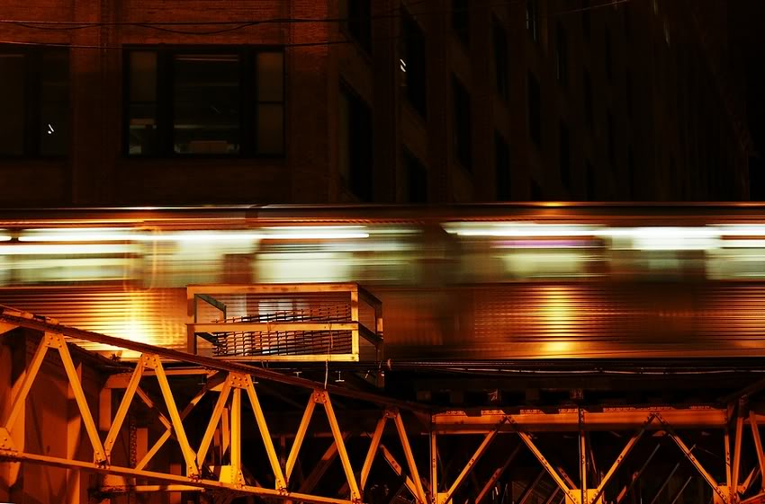 Chicago Transit Authority LOOP