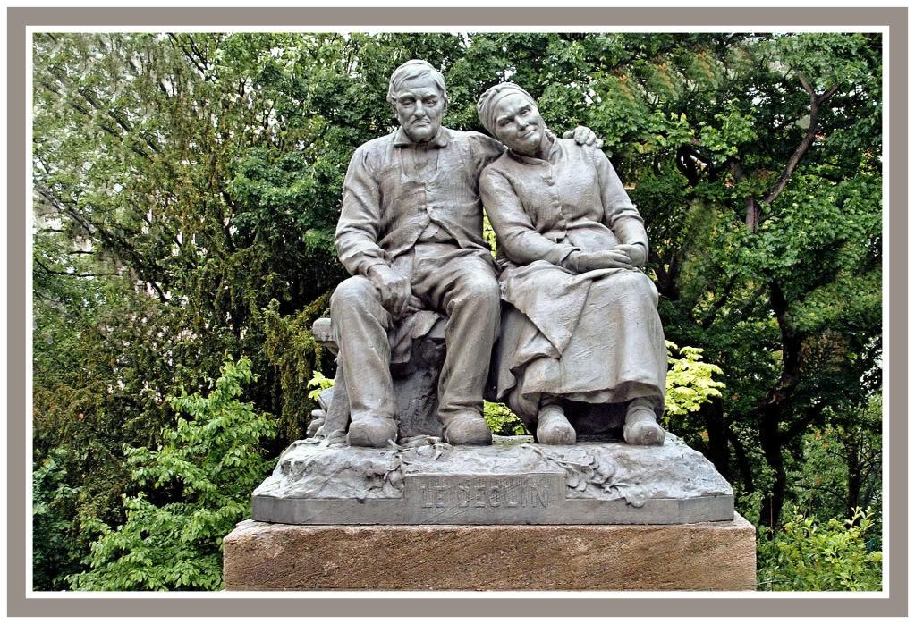 FIL ROUGE : Les sculptures NOCOMMENT