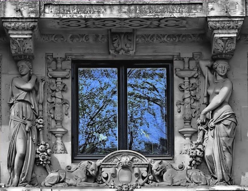 FIL ROUGE : Les sculptures KRIATISPHBW
