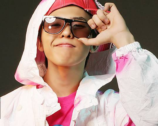 G-Dragon xinh zai^^ G-dragon-big-band