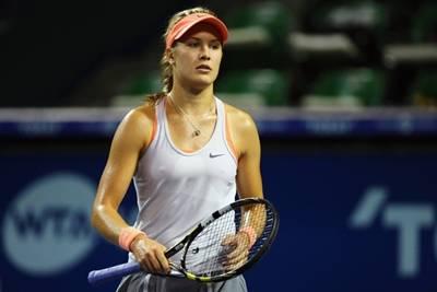 Para bintang muda WTA EugenieBouchardTorayPanPacificOpenDayPqQ0c5FFGWhl_zps1e1f5e32
