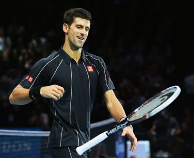 Djokovic: Kunci permainan net; Grand Slam prioritas tahun 2014 NovakDjokovicBarclaysATPWorldTourFinalsHB-KTr2xe-Dl_zps9aa9f6e1
