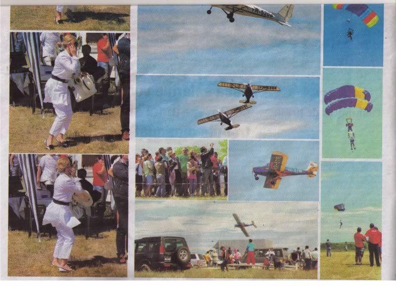 A fost Drobeta Fly In 2010 si Cupa Dunarii - Competitii cu aeronave ULM ArticoleDrobetaFlyIn20103