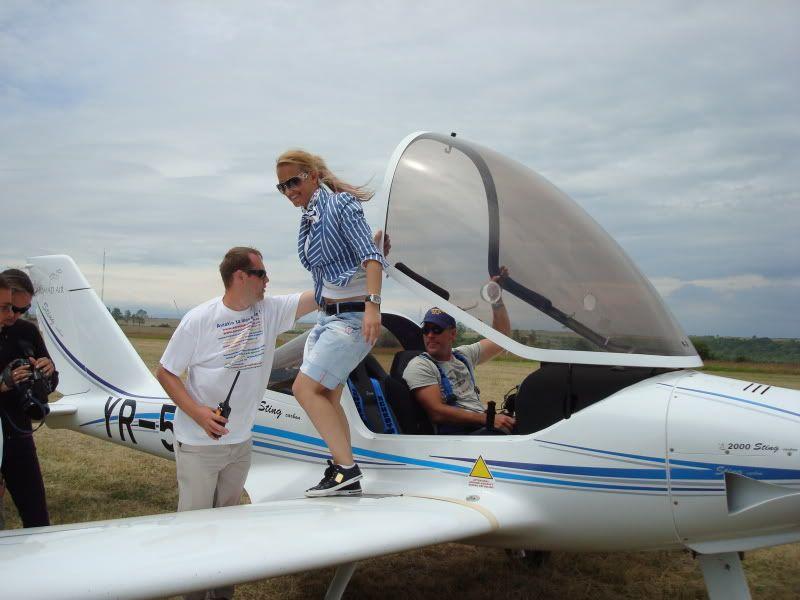 A fost Drobeta Fly In 2010 si Cupa Dunarii - Competitii cu aeronave ULM DSC05568