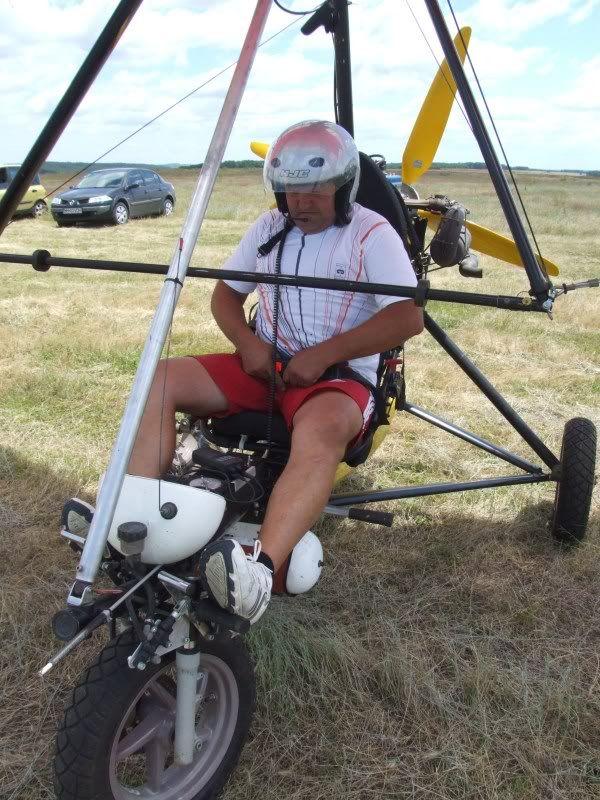 A fost Drobeta Fly In 2010 si Cupa Dunarii - Competitii cu aeronave ULM DSCF8980