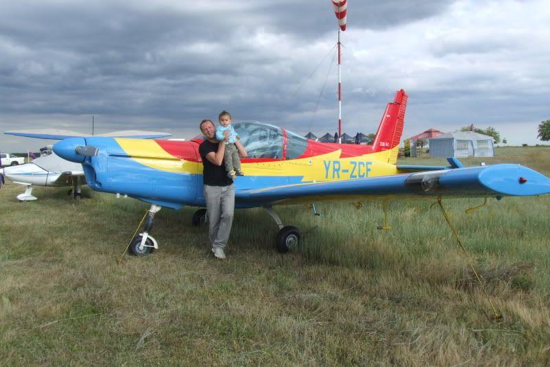 A fost Drobeta Fly In 2010 si Cupa Dunarii - Competitii cu aeronave ULM DSCF9079