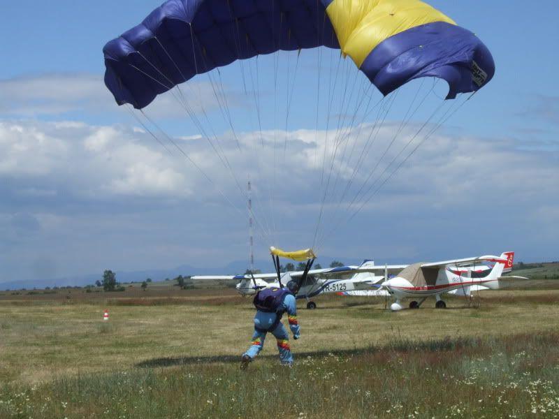 A fost Drobeta Fly In 2010 si Cupa Dunarii - Competitii cu aeronave ULM DSCF9110