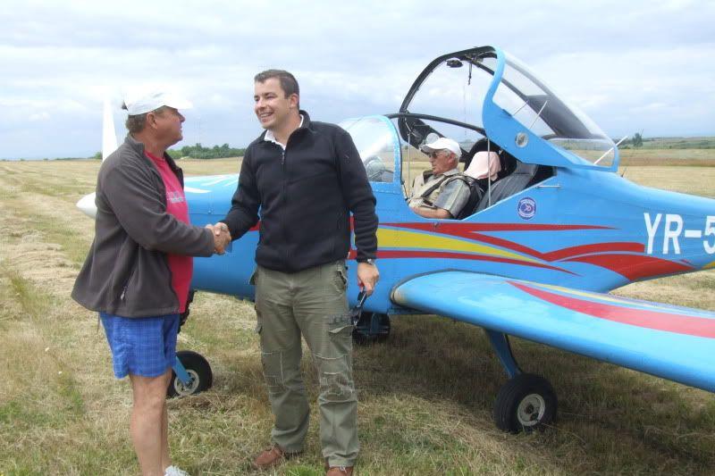 A fost Drobeta Fly In 2010 si Cupa Dunarii - Competitii cu aeronave ULM DSCF9152