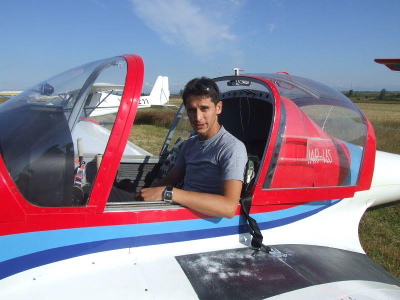 A fost Drobeta Fly In 2010 si Cupa Dunarii - Competitii cu aeronave ULM DSCF9220