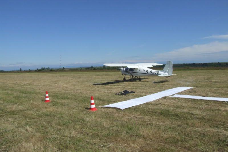 A fost Drobeta Fly In 2010 si Cupa Dunarii - Competitii cu aeronave ULM DSCF9249