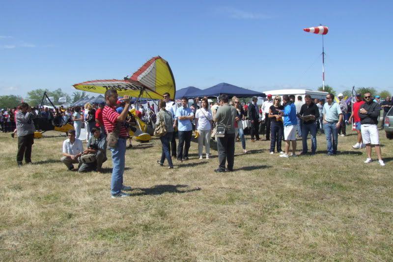 A fost Drobeta Fly In 2010 si Cupa Dunarii - Competitii cu aeronave ULM DSCF9297