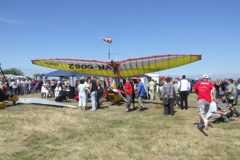 A fost Drobeta Fly In 2010 si Cupa Dunarii - Competitii cu aeronave ULM DSCF9298