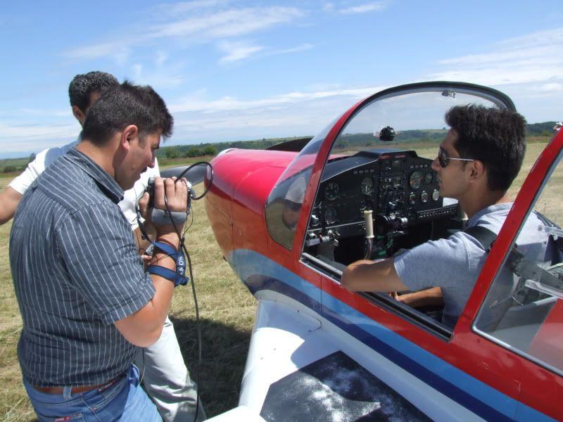 A fost Drobeta Fly In 2010 si Cupa Dunarii - Competitii cu aeronave ULM DSCF9318