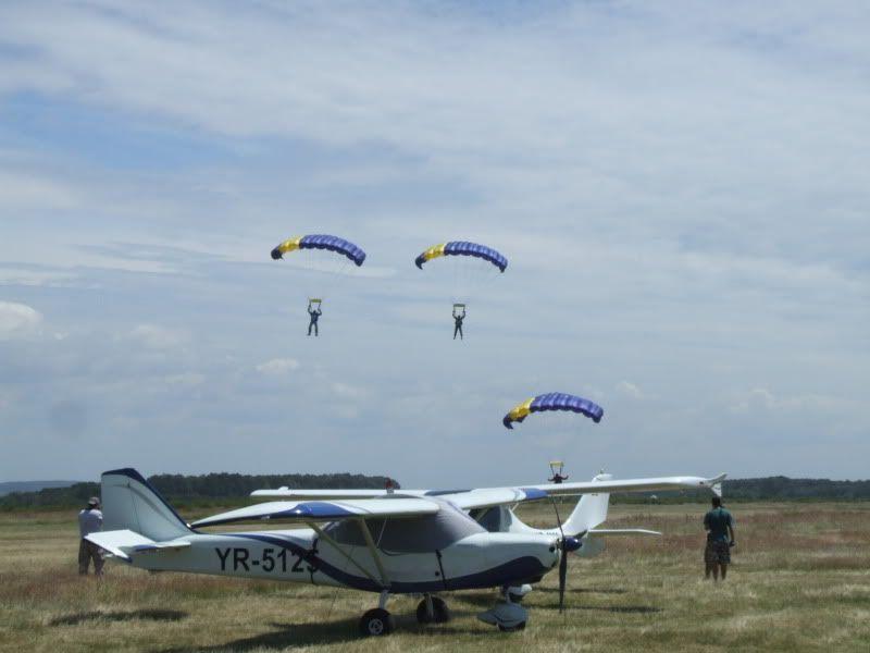 A fost Drobeta Fly In 2010 si Cupa Dunarii - Competitii cu aeronave ULM DSCF9368