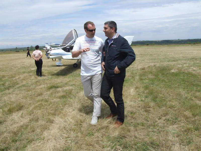 A fost Drobeta Fly In 2010 si Cupa Dunarii - Competitii cu aeronave ULM DSCF9382