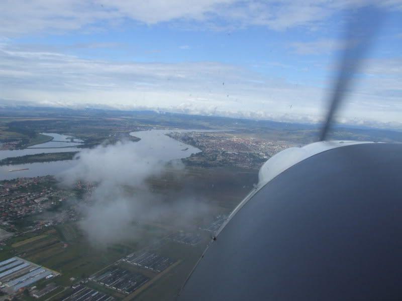 A fost Drobeta Fly In 2010 si Cupa Dunarii - Competitii cu aeronave ULM DSCF9445