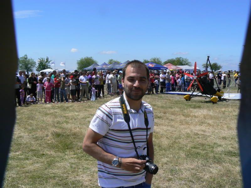 A fost Drobeta Fly In 2010 si Cupa Dunarii - Competitii cu aeronave ULM P1060433