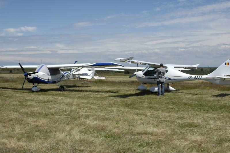 A fost Drobeta Fly In 2010 si Cupa Dunarii - Competitii cu aeronave ULM _DSC0822