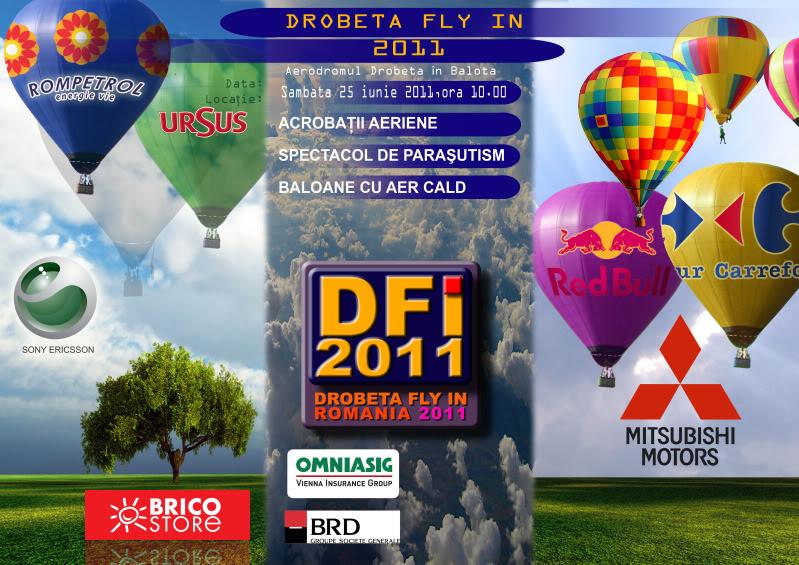 Drobeta Fly In 2011 SPATE