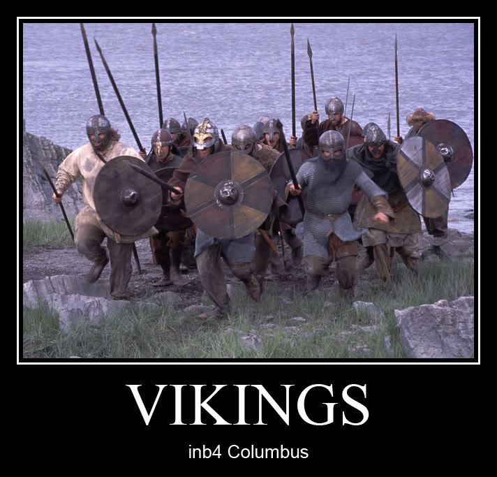 Who the FK are you thread? (Pictures) Vikings