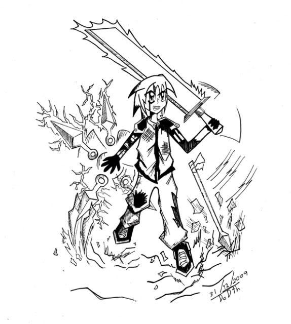 [Character นอนรอCF3] Aordios & Alicia AordiosExMode-1