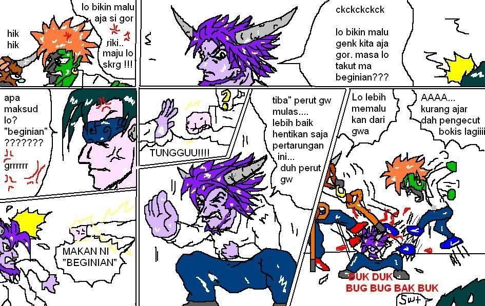 Komik DOta telah hadir...^^ Page13