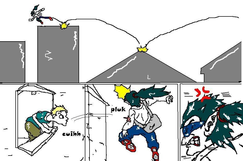 Komik DOta telah hadir...^^ Page2