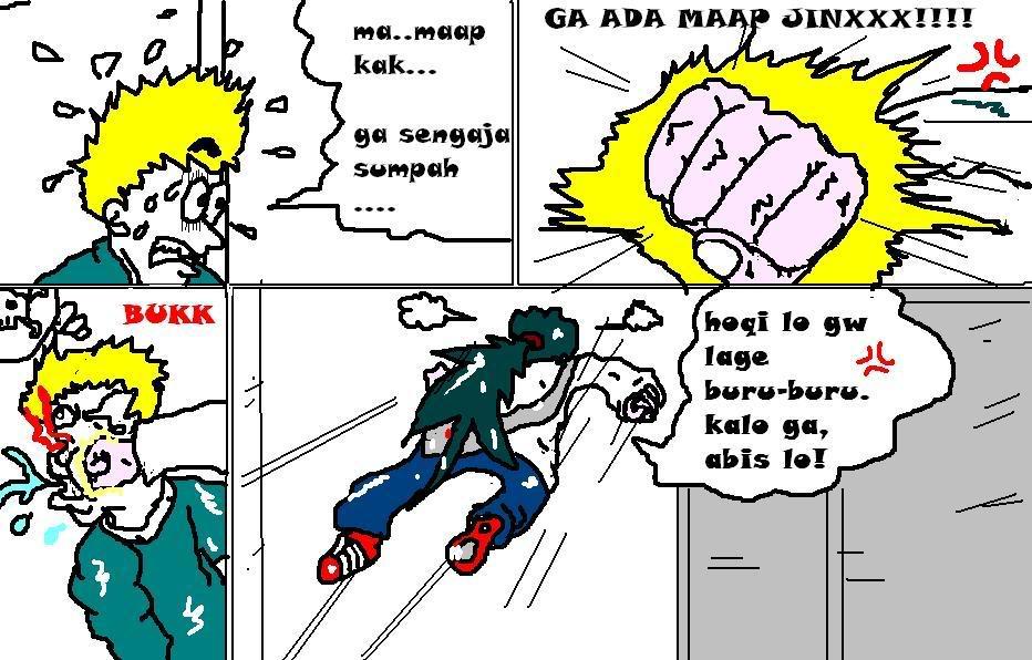 Komik DOta telah hadir...^^ Page3
